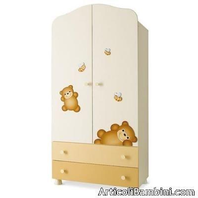 mobili da neonati con orsetti - Cerca con Google | baby room ...