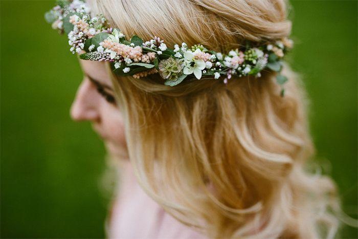 Bajkowe Sluby Ada I Artur 12 Wedbook Flower Crown Wedding Boho Wedding Hair Floral Crown