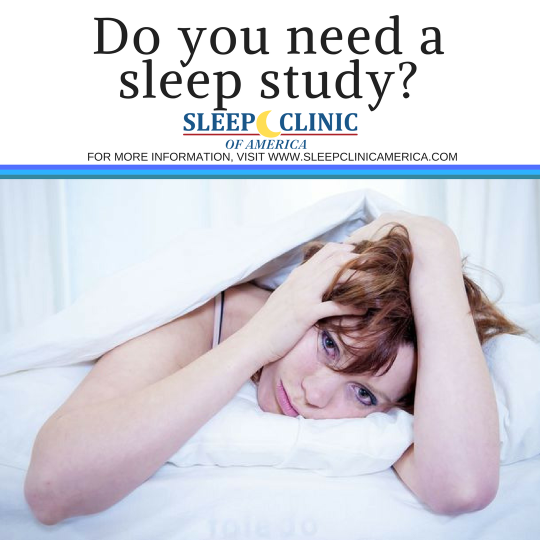Are you tired during the day, snore, or restless at night? You could have a  sleep disorder. Contact Sleep Clinic of America to schedule an appointment  with ...