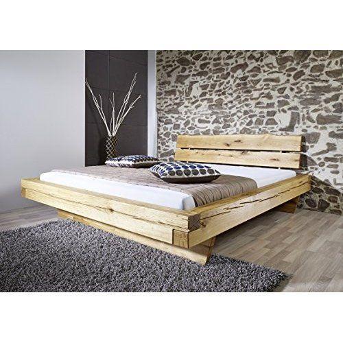 SAM® Holzbett Johann 180 x 200 cm mit Schubkästen Bett aus