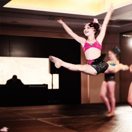 dance moms maddie ziegler beautiful leap | dance moms