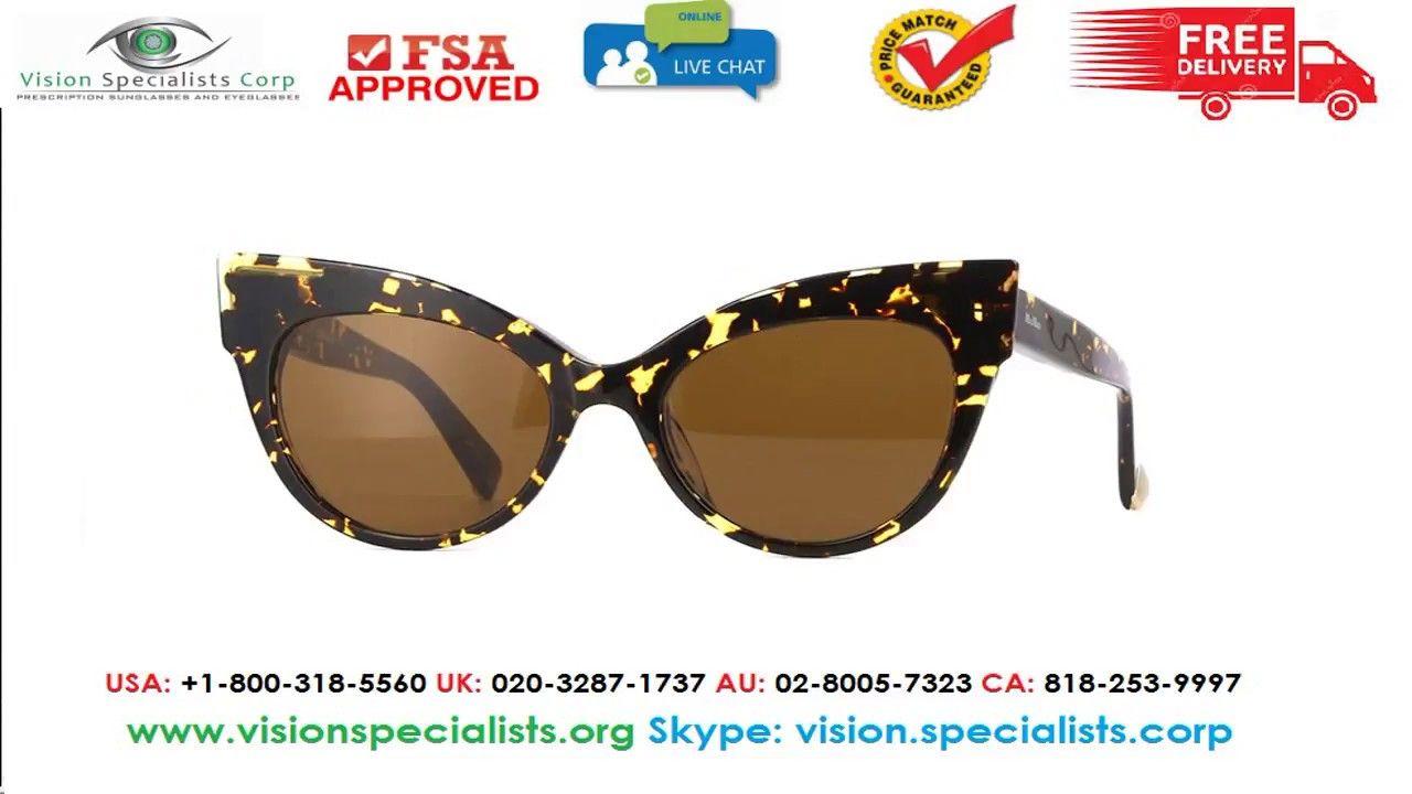 a709ec0efff Max Mara MM Anita 08670 Sunglasses