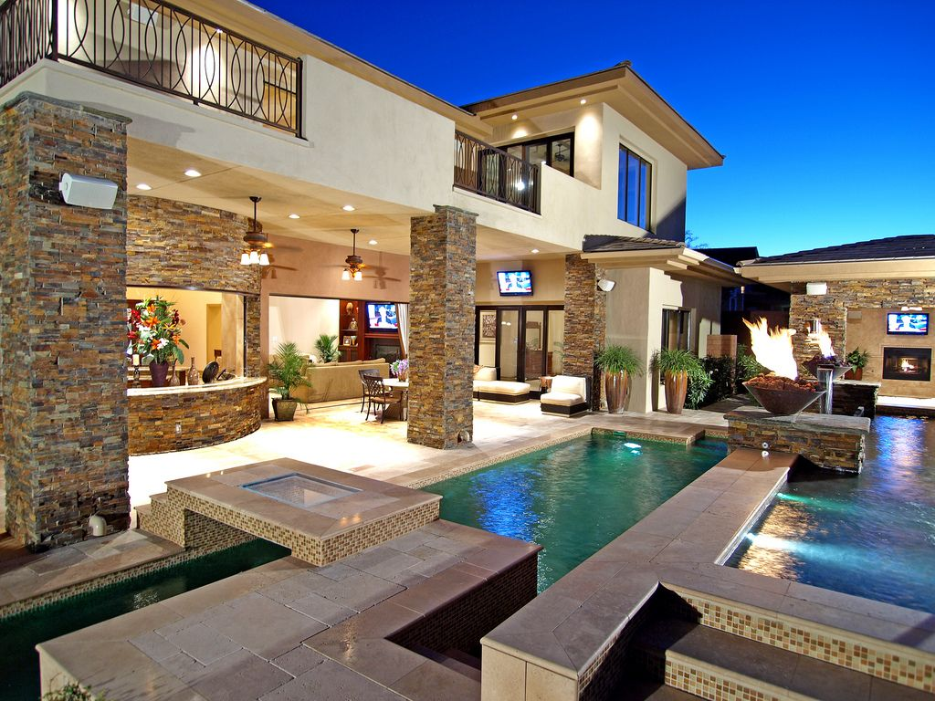 love the look not crazy about the location las vegas on most popular modern dream house exterior design ideas the best destination id=73028