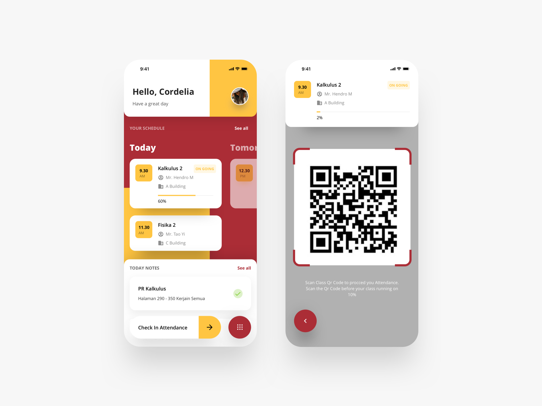 Student Portal Mobile App Exploration Student Portal Mobile App App