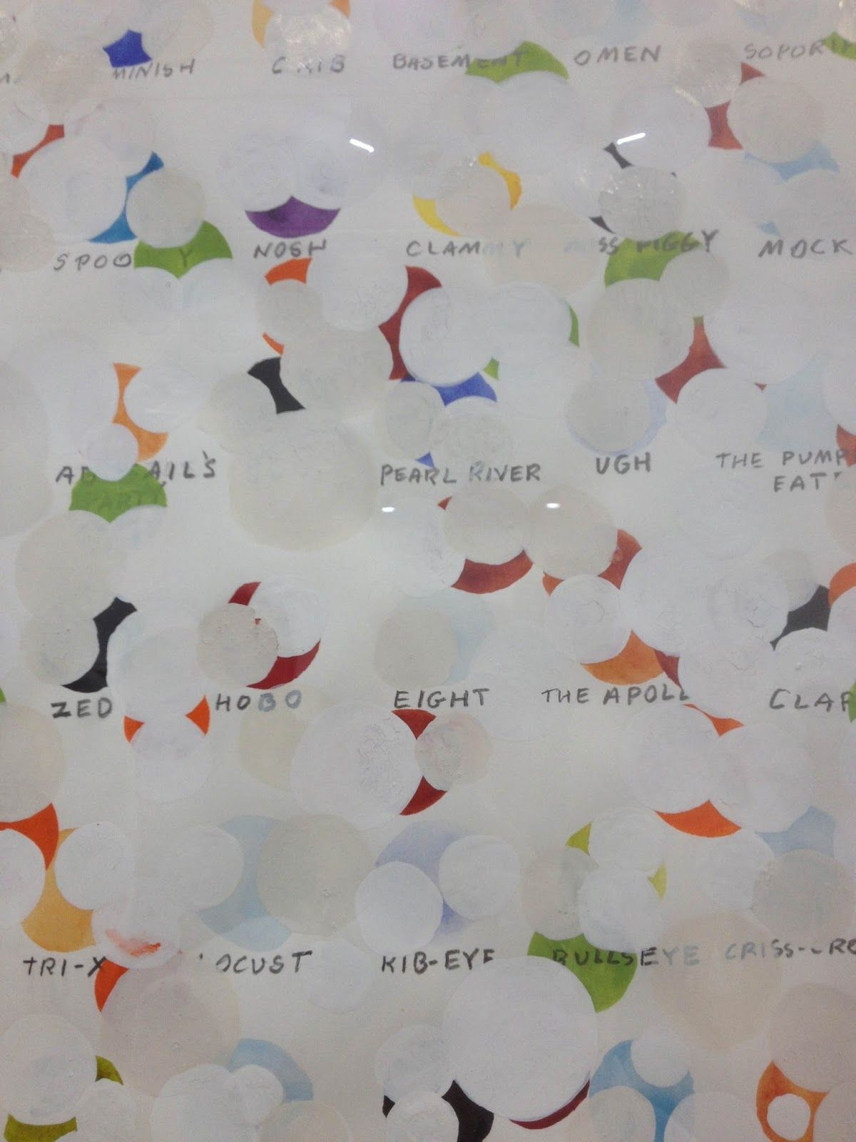 Roni Horn - Butterfly Doubt - Londres - Le doute en forme de poésie