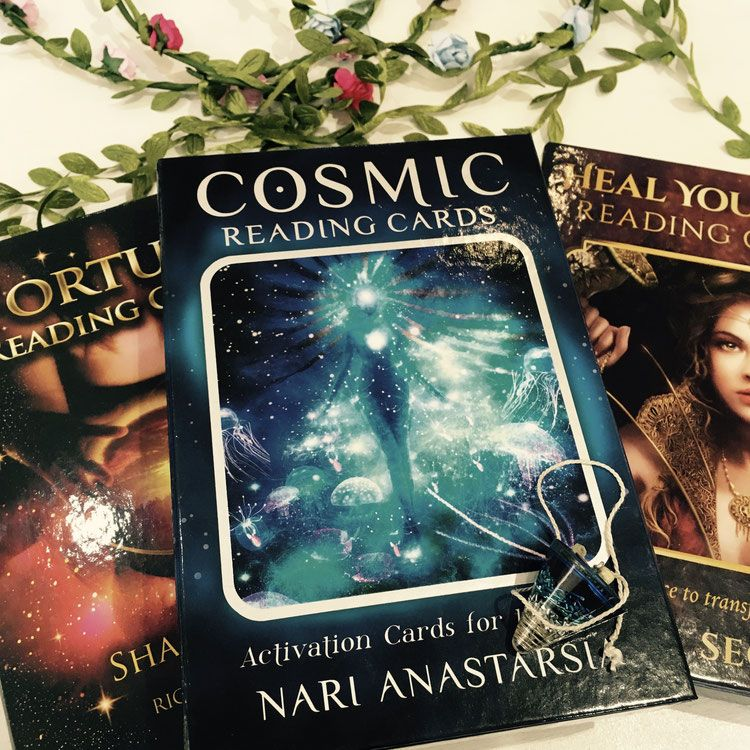 Oracle Card Readings or in Dural, NSW) Card