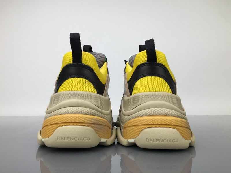 6c03baa6eecf Balenciaga Triple S 483513W06E37070 Grey Shoes 5