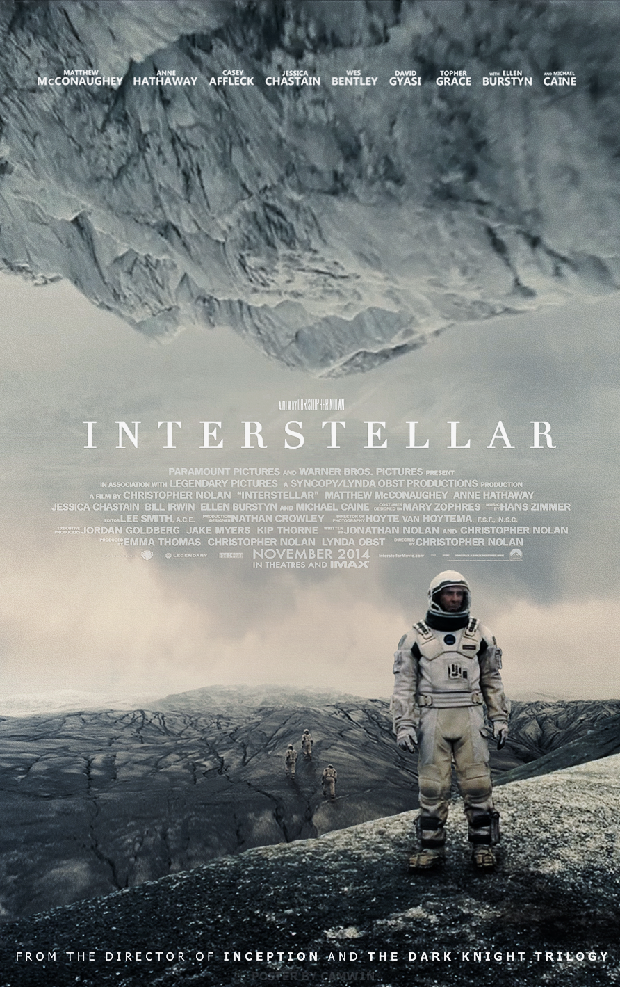 imdb interstellar