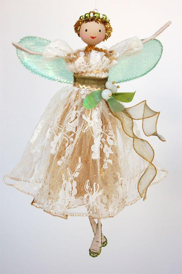 Halinkas-Fairies-Christmas-Decorations - Halinkas-Fairies-Christmas-Decorations Emilee's Fairies
