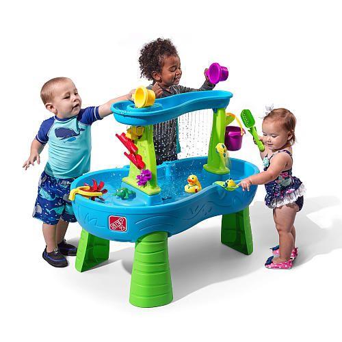 Step2 Rain Showers Splash Pond Water Table Step2 Toys R Us