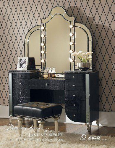 Image result for makeup vanity with lights turn my house into a image result for makeup vanity with lights aloadofball Images