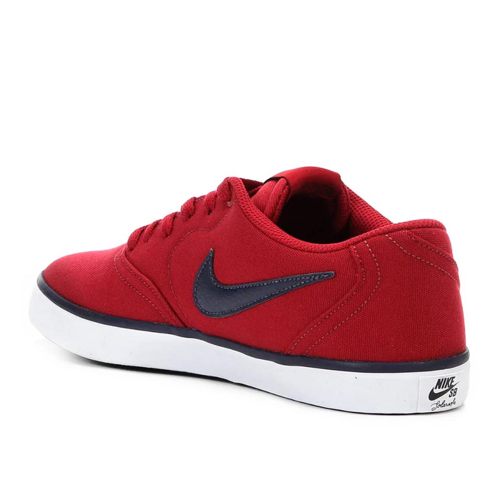 Tenis Nike Sb Check Solar Cnvs Masculino Vermelho E Marinho Em 2020 Tenis Nike Tenis Nike Sb Check Nike Sb