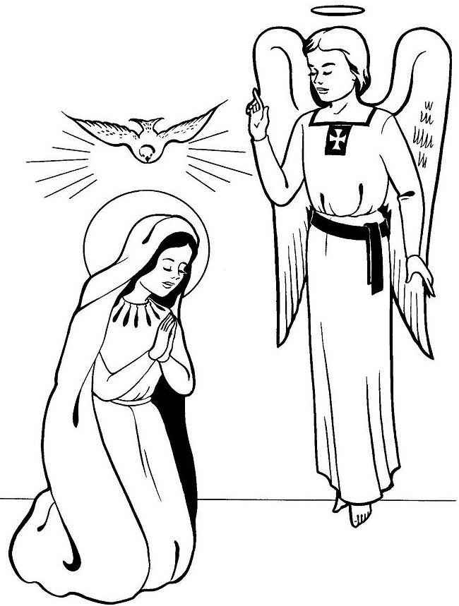 Assertum Dibujos De La Anunciacion Dibujos Para Colorear La Az Dibujos Anunciacion De La Virgen La Anunciacion De Maria Paginas Para Colorear De Biblia