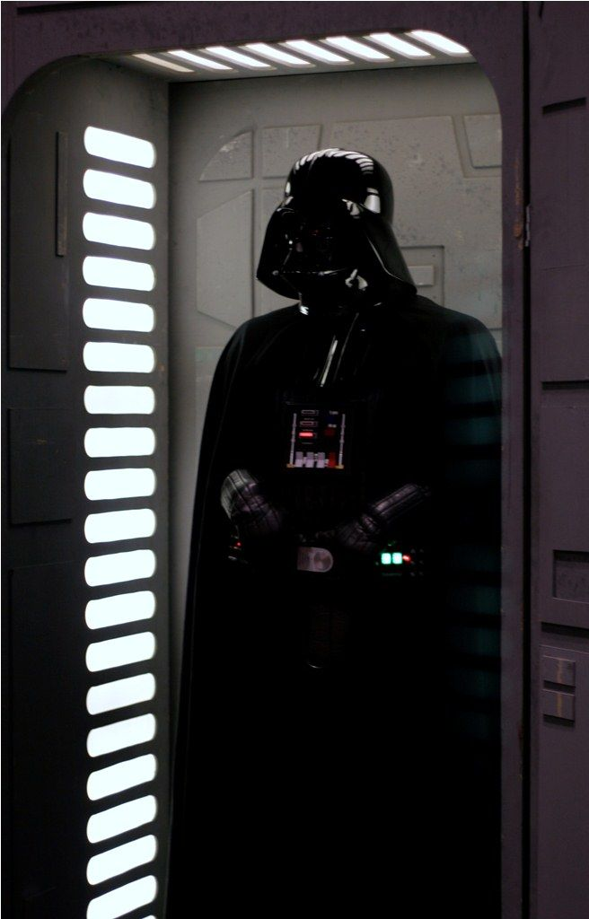 What does your Darth Vader Costume consist of?