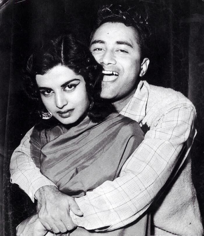 Dev Anand Family