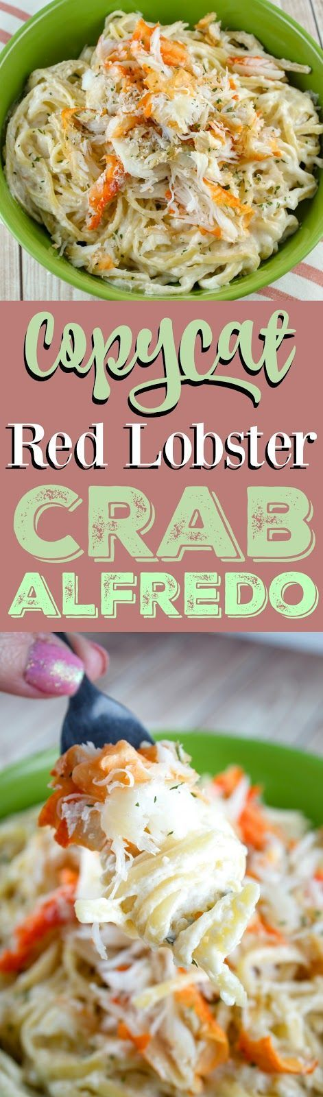 Recipe: Copycat Red Lobster Crab Alfredo, #Alfredo #Copycat #crab #fishmarket #imitationlobster #kingseafood #Lobster #lobsterrestaurant #obster #recipe #Red #scallops #seafood #seafoodmarketnearme #seafoodpot #seafoodwholesale
