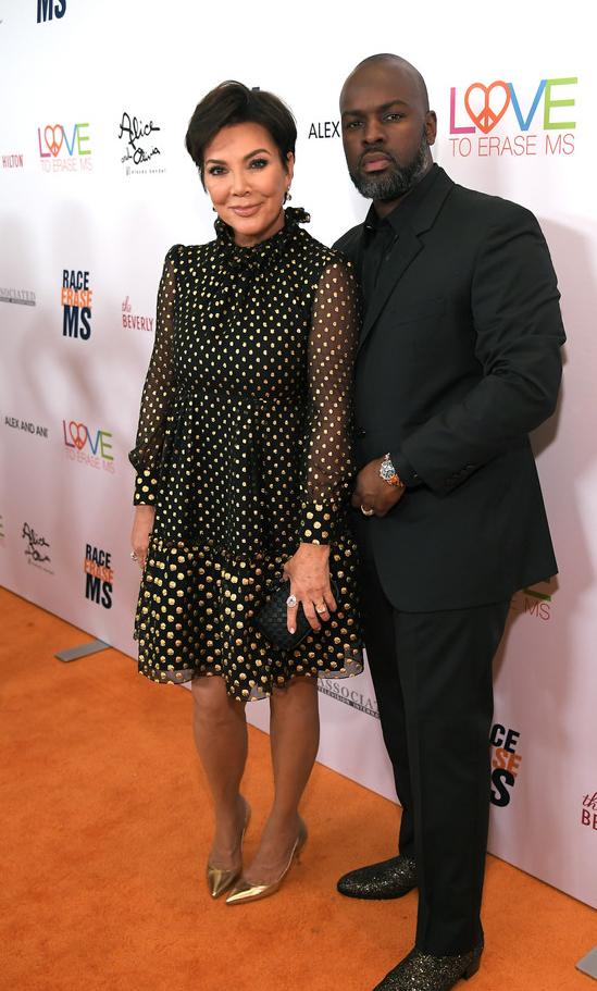 Kris Jenner Boyfriend Age And Net Worth Who Is Corey Gamble