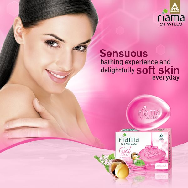 Experience the #MagicOfGel with Fiama Di Wills La Fantasia Gel Bathing Bar. It leaves you with youthful and moisturised skin that smells like heaven all day.
