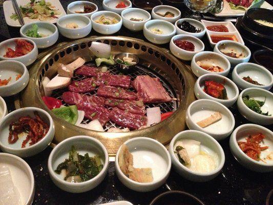 Korea Genwa Korean Bbq 5115 Wilshire Blvd Los Angeles Ca 90036 Http Www Yelp Com Biz Genwa Korean Bbq Los Angeles 2 Food Korean Bbq Nourishment