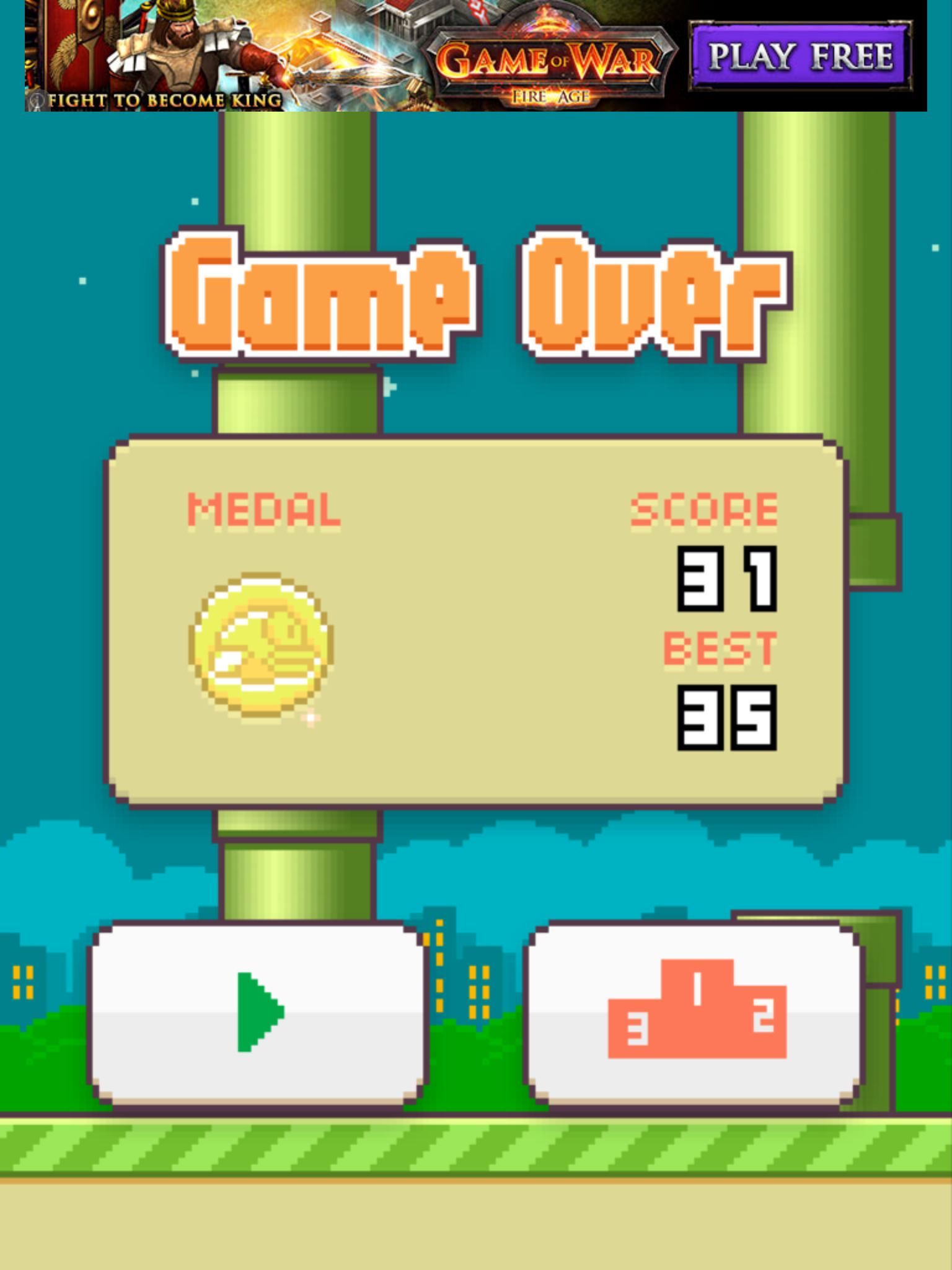 This Game Is So Hard And Stressful Flappy bird, Games