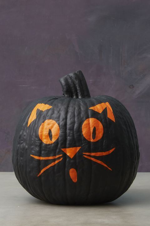 45 No-Carve Pumpkin Ideas For Halloween » Lady Decluttered