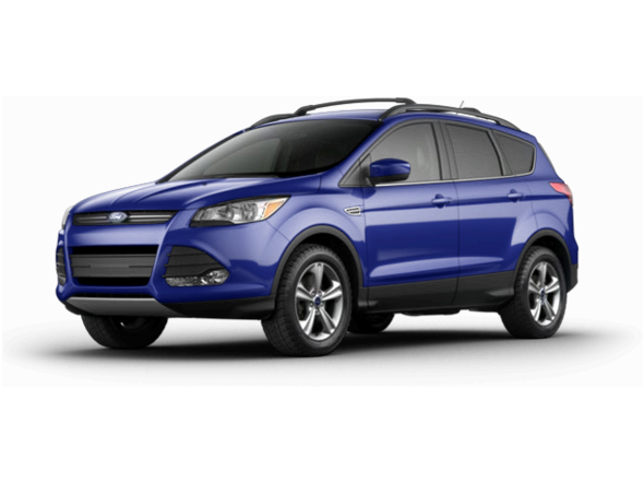 Ny Giants Blue Ford Escape Ford Escape Car Ford Ford Suv