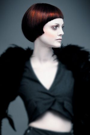 Hair: Keith Kane.  Photography: Jim Crone-pin it from carden