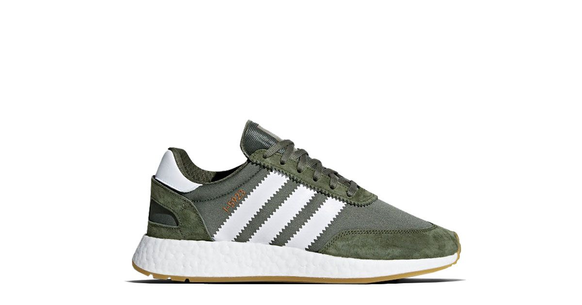 official photos ee70c 28dc0 Adidas Originals I-5923 Base Green Release  01.04.2018 Colorway  Base Green