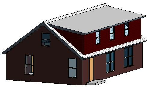 Scle Shed Roof Dormer Attic Renovation Roof Design Attic Remodel