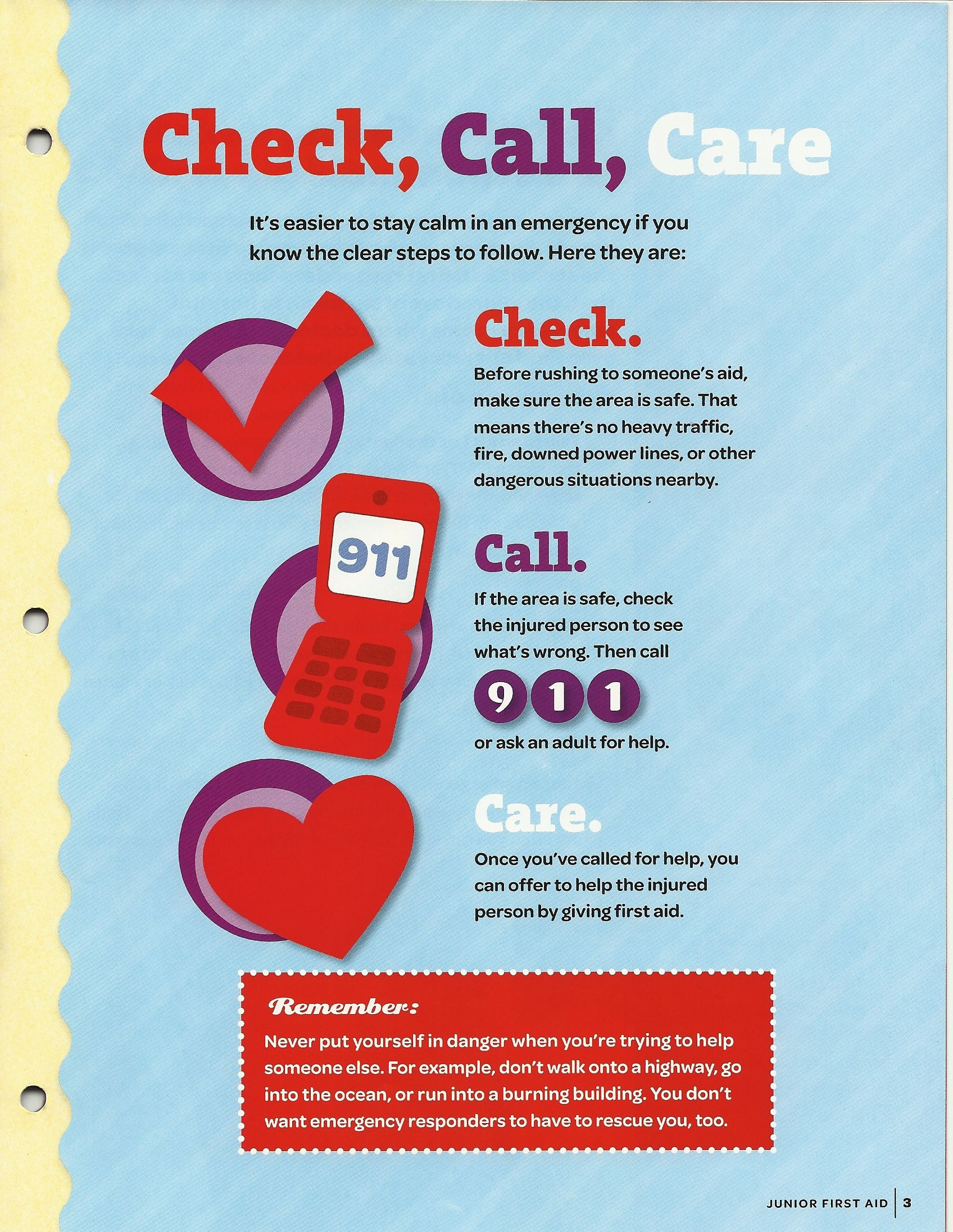 p109.jpg (1696×2193) First aid for kids, Girl scouts