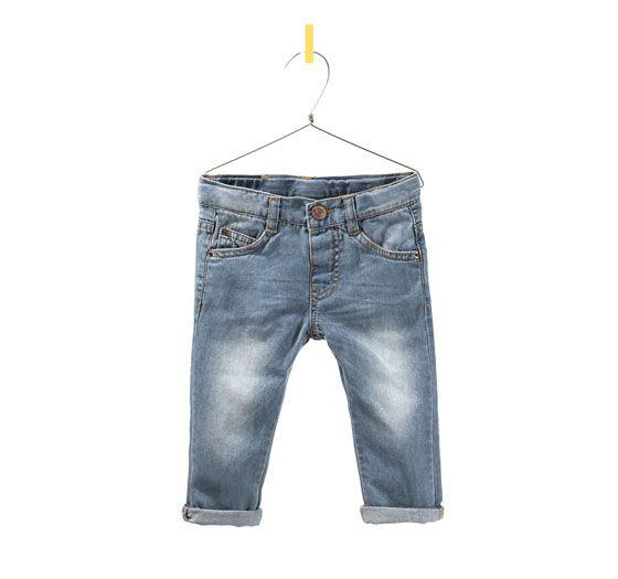 omg. baby boy jeans from Zara  96d5ef9e032