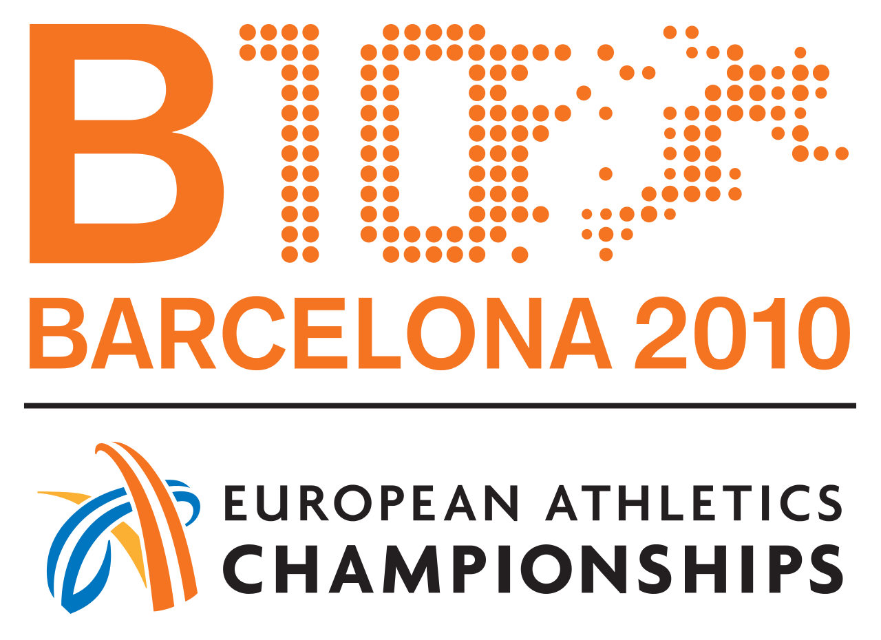 logo campeonato europeo de atletismo 2010 - Buscar con Google