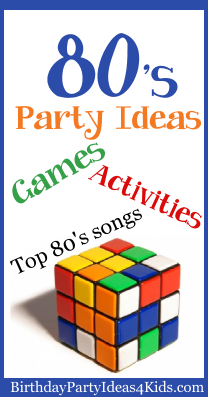 birthday party events