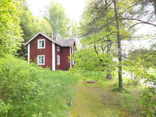 a country house in Sweden