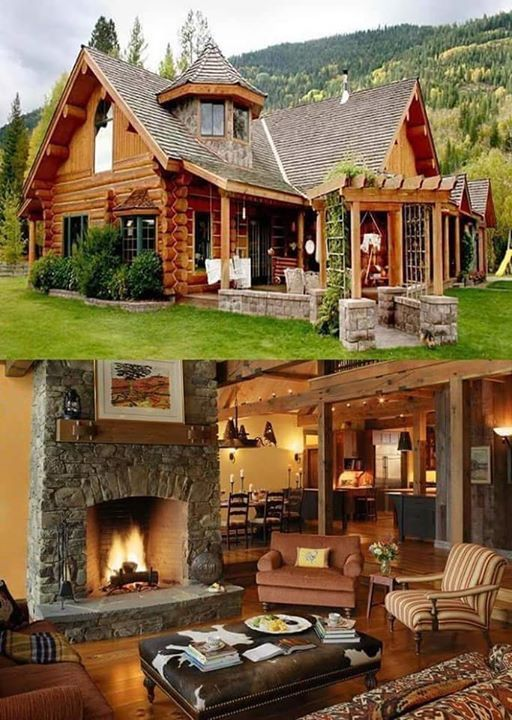 People also love these ideas log cabins page of houses plan great in rh pinterest