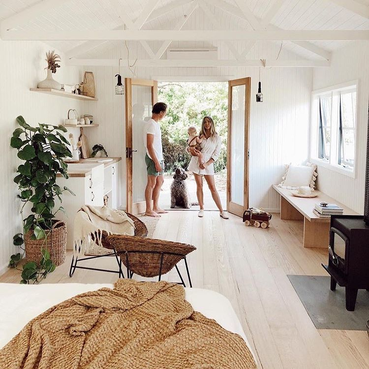 Airbnb On Instagram Superhost Rich S Thoughtfully Designed House
