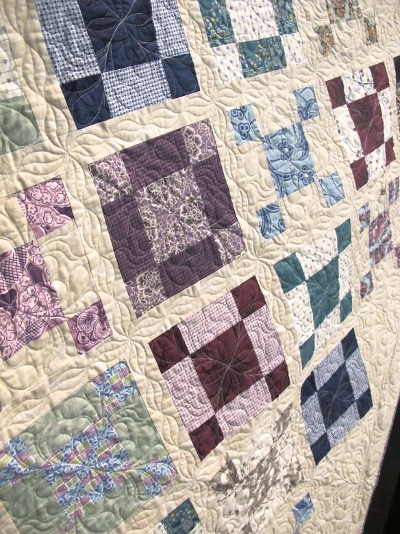 Ladies of Downton Abbey quilt pattern by Tiffany Hayes using ... : downton abbey quilt pattern - Adamdwight.com
