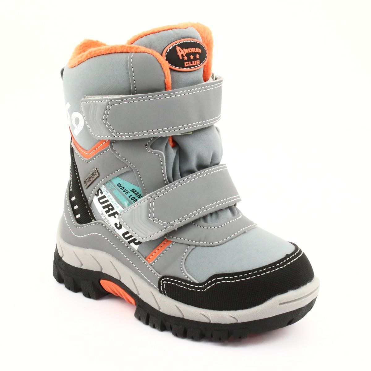 Boots For Children Americanclub American Club Boots With A Rl34 Membrane Bot