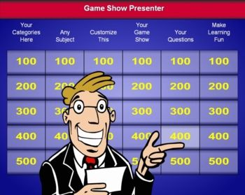 game show for any presentation topic   Presentation   Pinterest ...