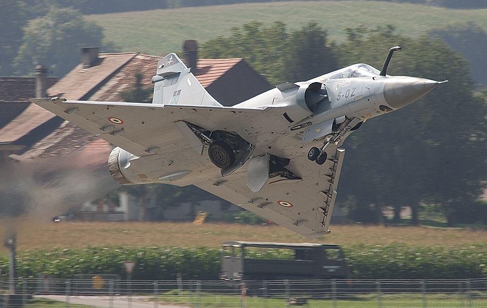 Mirage 2000C France