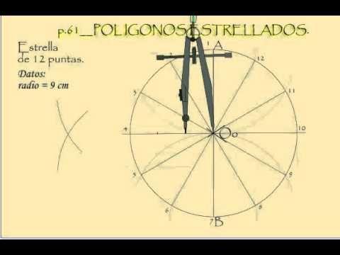 Estrella de 12 puntas.avi - YouTube