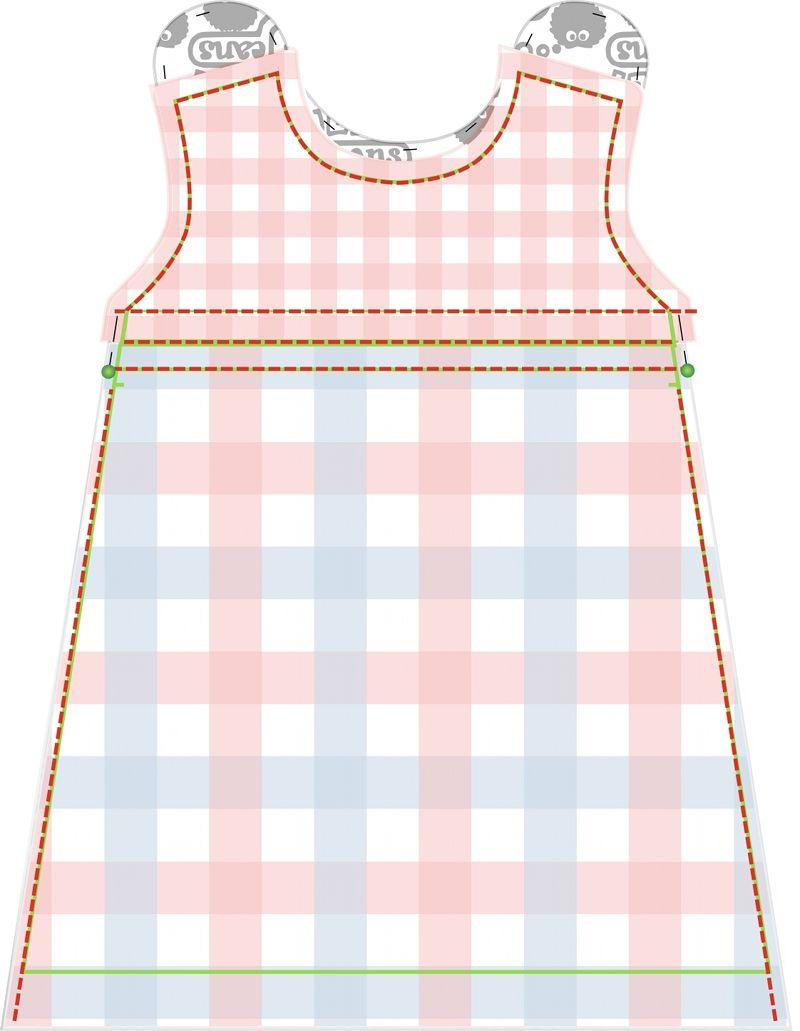 Babykleid kostenloses schnittmuster 100 kostenlose