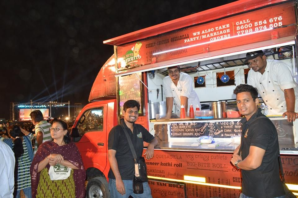 Food Trucks In Mumbai You Need To Try Food Truck Mobile Food