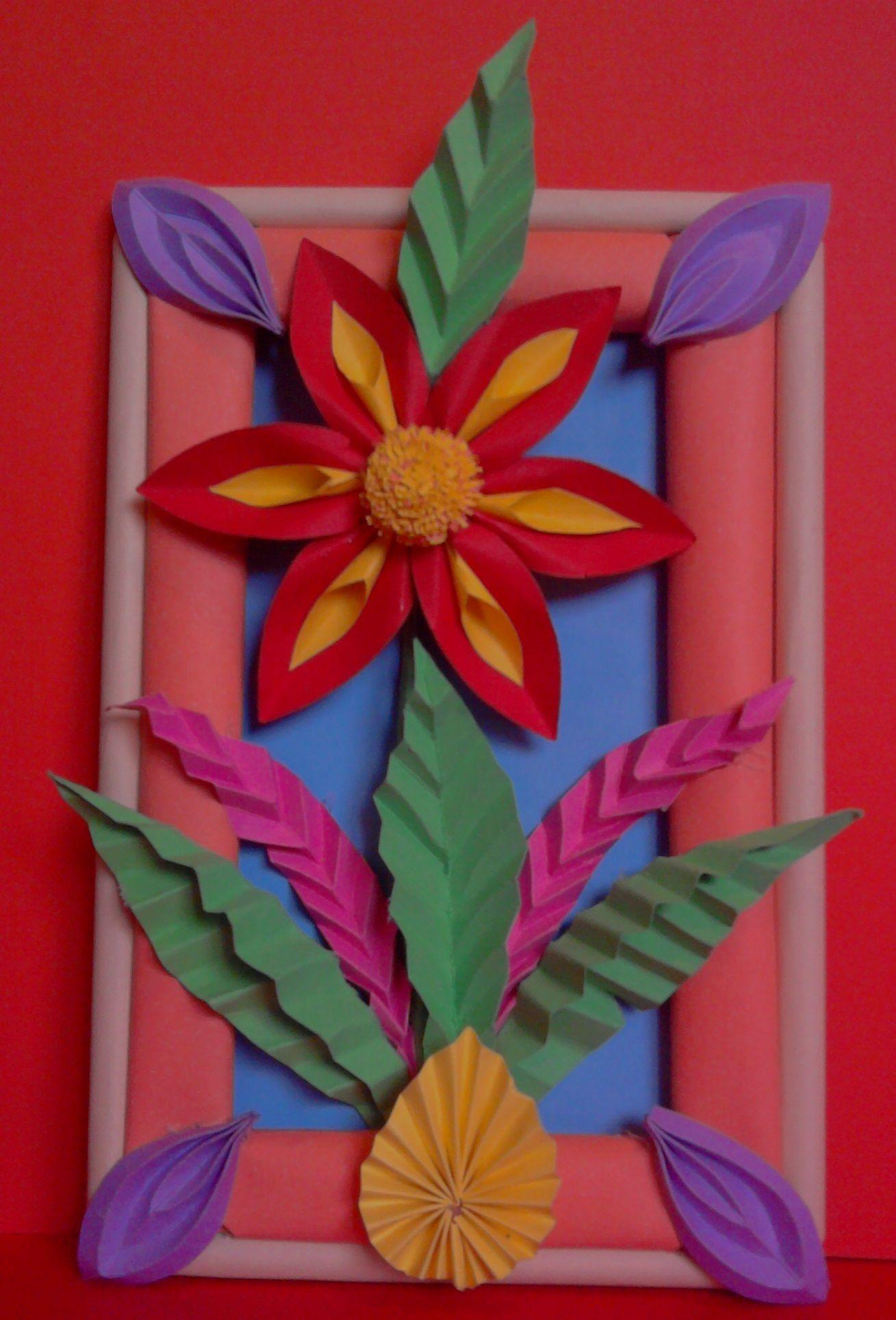 Kwiaty Z Papieru Ikebana Prace Plastyczne Dariusz Zolynski Flowers Paper Paper Flowers Orgiami Kirigami Paper Flowers Quilling Flowers Paper Crafts