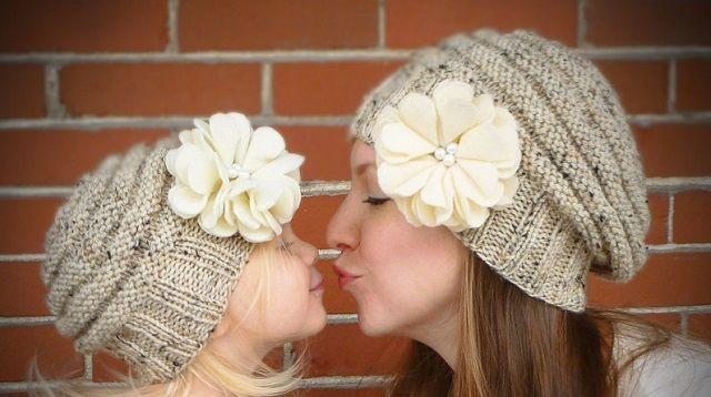 100% di alta qualità fascino dei costi colore attraente Cappelli di lana per bambini fai da te, gli schemi per ...