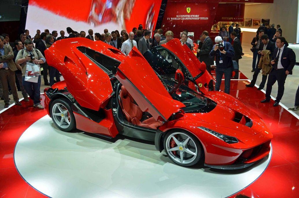 Ferrari Laferrari 0 60
