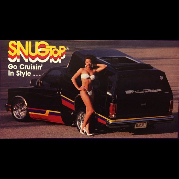 Photo of The shit. Loved this ad. #SnugTop #throwbackthursday #backintheday #lowrider #mi…