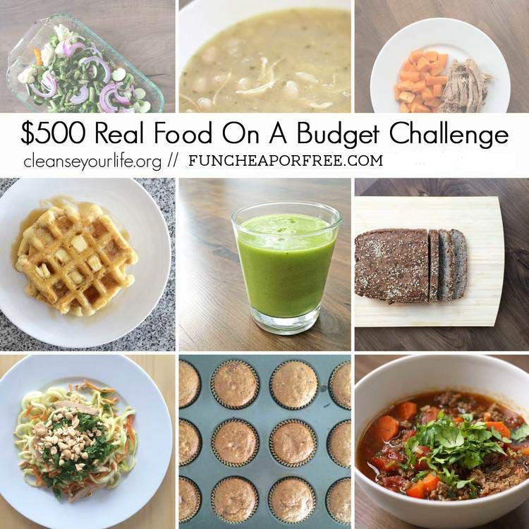 How To Eat Whole Organic Gluten Free On A Budget Fun Cheap Or Free Food Real Food Recipes Budget Meals