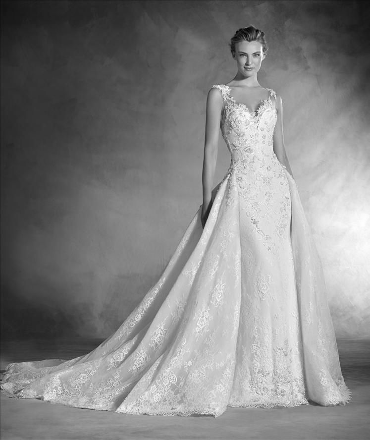 Atelier Pronovias Wedding Dress Novela Bridal Dresses Pronovias