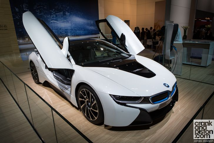 Got Into One Of These Last Night My New Favorite Car 2015 Bmw I8